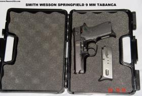 Smith & Wesson 6904  12+1 SPRINGFIELD 9 MM TABANCA